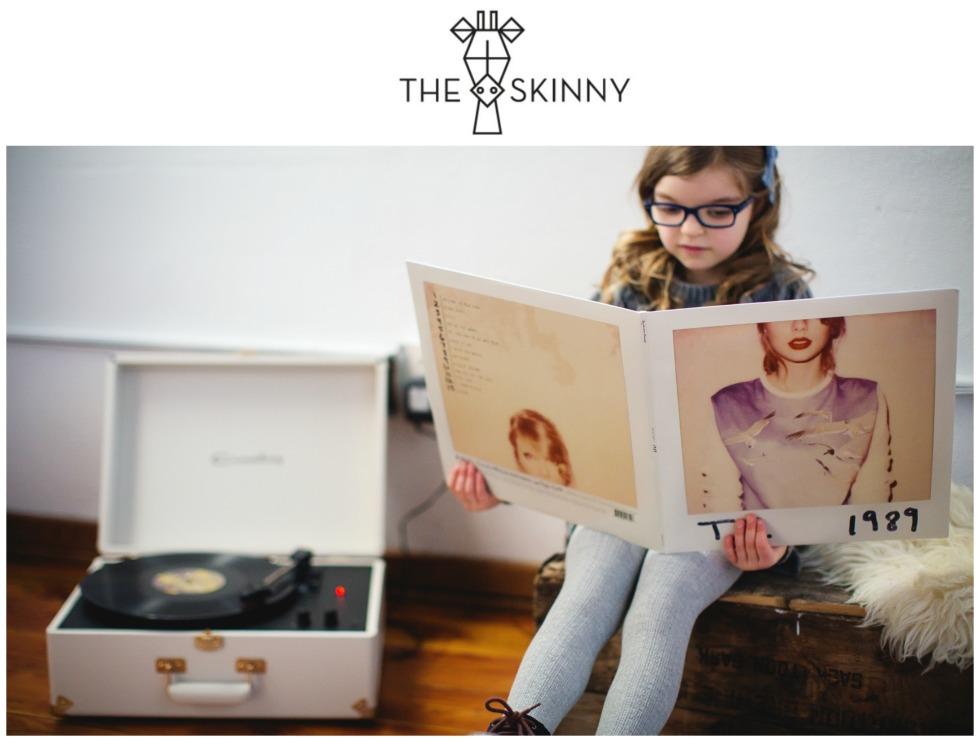 Blog heading The Skinny