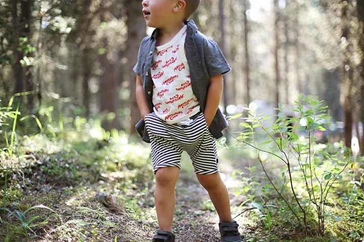 Dressing With Kids: THE JIMMYSHIRT