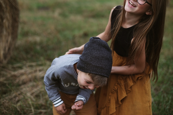 Dressing with Kids: MUSTARD FORFALL