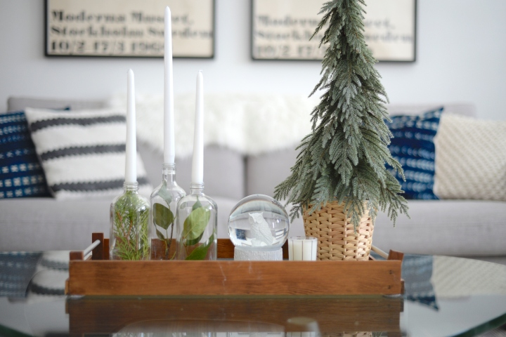 Make: Modern Holiday Candle Holders