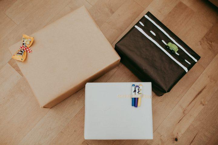 3 Fun Ways to Wrap Your Kid'sGift